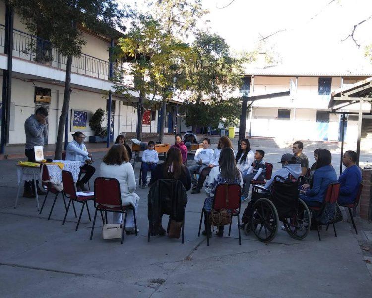 Hno. Jorge Lobos. Los Andes