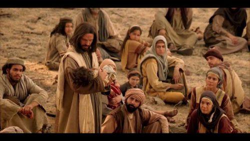 """La enseñanza de Cristo en lo cotidiano: """"el amor""""."""
