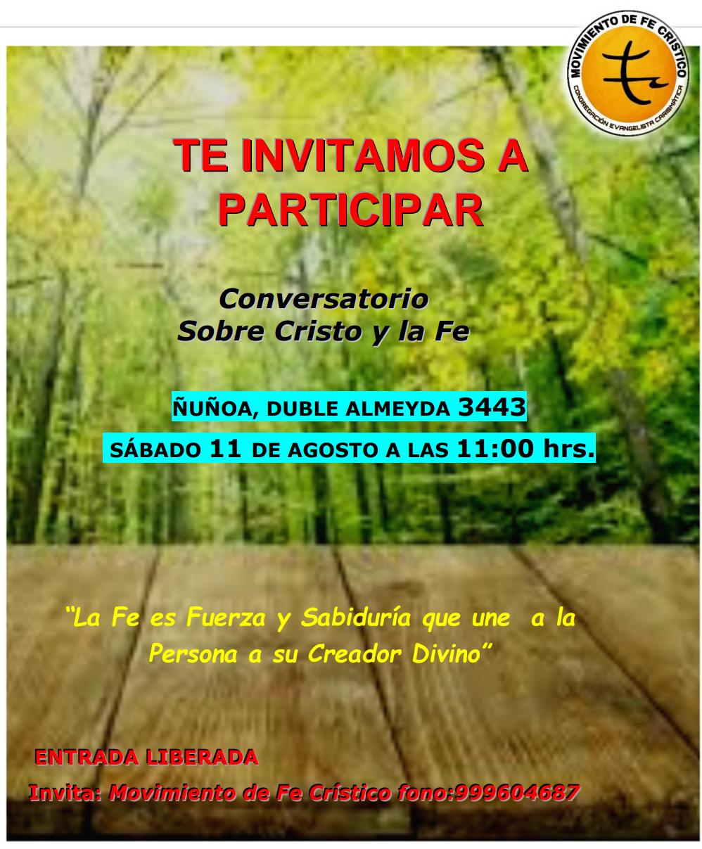Invitación CbS
