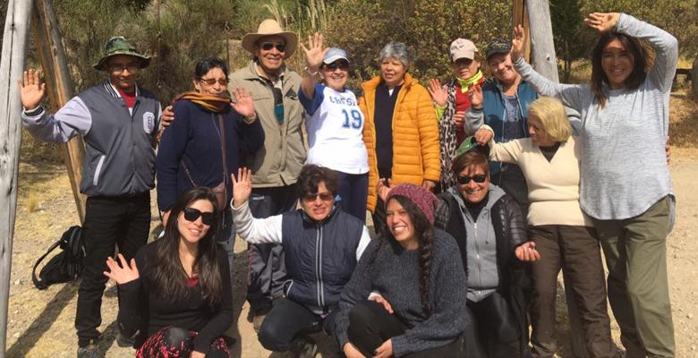 Retiro en La Paz