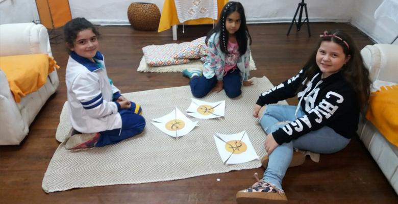 Círculos de Niños y Jóvenes, Movimiento de Fe Crístico, San Fernando.