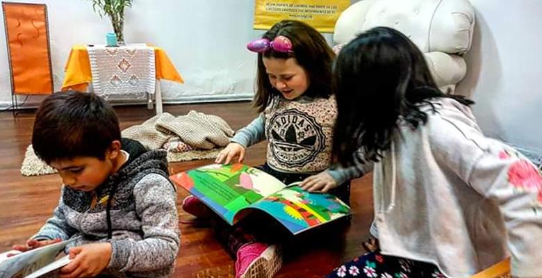 Circulo de niños mes de septiembre, San Fernando