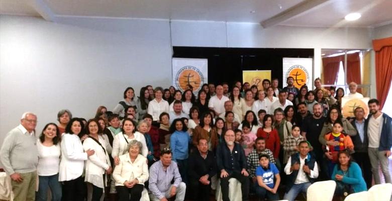 Reunión Interna de Balance y Proyección Movimiento de Fe Crístico Septiembre 2018